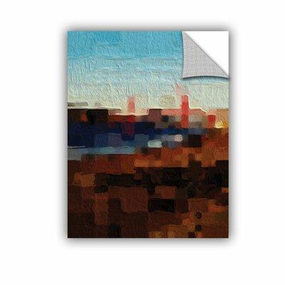 Wrought Studio Baker Beach Painting Print VKGL4399 Size: ...