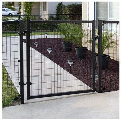 YardGard Select 47 in. x 45 in. Auto Close Gate Kit 328802A