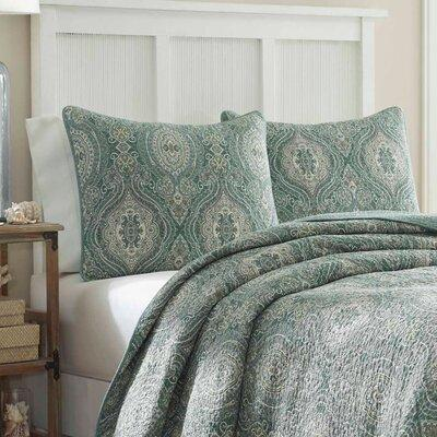 Tommy Bahama Home Turtle Cove Quilt Set Tommy Bahama Bedd...