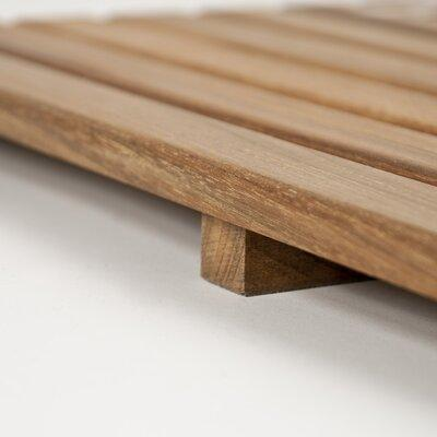 30 x 30 teak shower mat | Bathroom Accessories | Compare Prices at ...