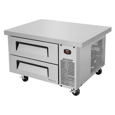Turbo Air TCBE-36SDR-E-N6 41.63 Chef Base w/ (2) Drawers, 115v