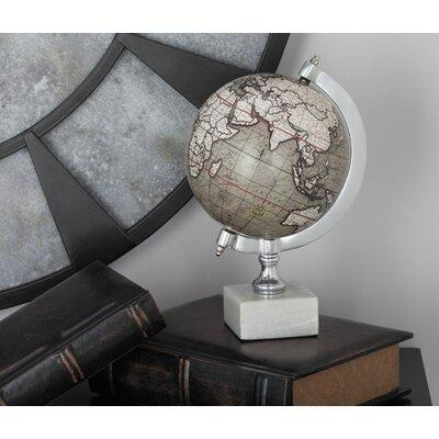 Orren Ellis Contemporary World Globe BI065522