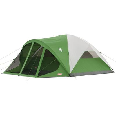 Coleman Camp & Hike Evanston Tent 15ft. x 12ft. 8 Person ...