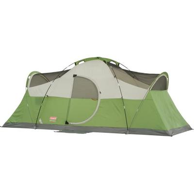 Coleman Camping Gear Montana Tent 16ft. x 7ft. 8 Person 1...