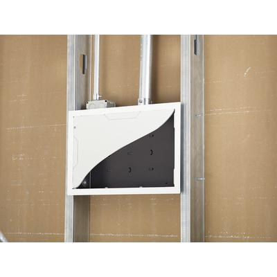 Sanus Chief PAC525FCW In Wall Storage Box with Flange and...