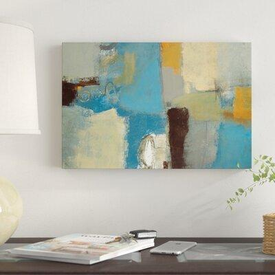 East Urban Home 'Composure' Print on Canvas ESBH6285 Size...