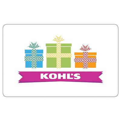 Gift Boxes Gift Card, Multicolor