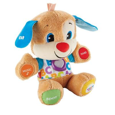 Fisher-Price Laugh & Learn Smart Stages Puppy, Multicolor