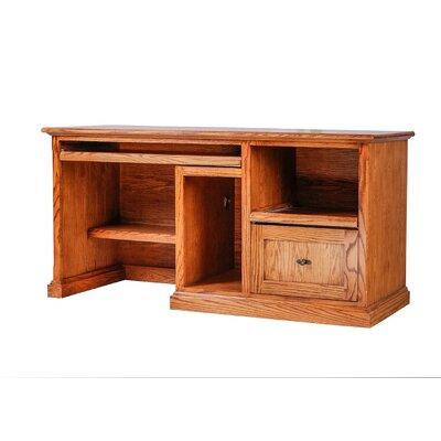 Loon Peak Lafrance Knob Computer Desk LNPE7263 Finish: An...