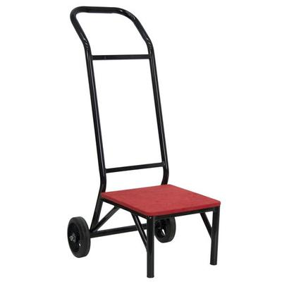 FLASH Furniture FD-STK-DOLLY-GG Two Wheel Stacking Chair ...