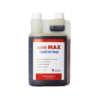 Joint MAX Liquid for Dogs, 32-oz