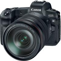 Canon EOS R Kit w/ 24-105mm F4 L IS USM by Canon at Crutchfield for 3,199.00