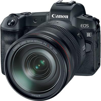 Canon EOS R Kit w/ 24-105mm F4 L IS USM