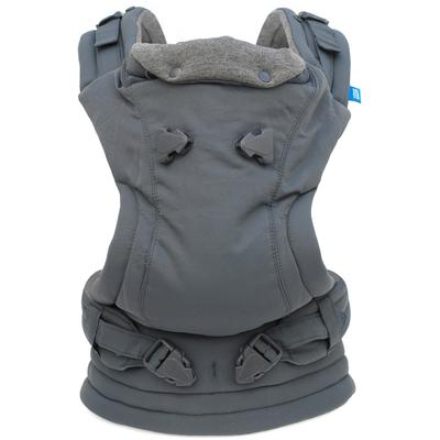 We Made Me Imagine 3 in 1 Deluxe Baby Carrier - Charcoal Grey