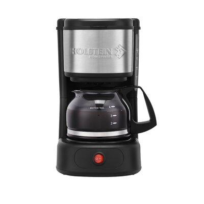 Holstein Housewares 5 Cup Coffee Maker H-0911501
