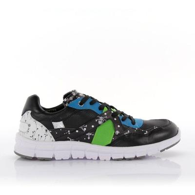 Sneakers New Jamaica Leather Polyester Black - Black - Do...