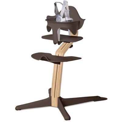 Evomove Nomi Highchair - Coffee/White Oak