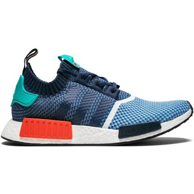 Nmd_r1 Pk Packers - Blue - adidas Sneakers