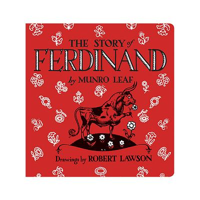 Random House The Story of Ferdinand Oversize Board Book