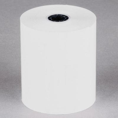 SPARCO Single-Ply White Thermal Print Paper Rolls