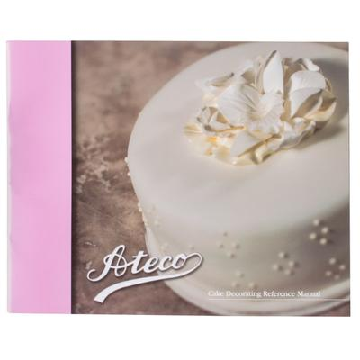 Ateco 486 Cake Decorating Reference Manual Book (August T...