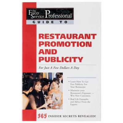 Restaurant Promotion & Publicity For Just A Few Dollars A...
