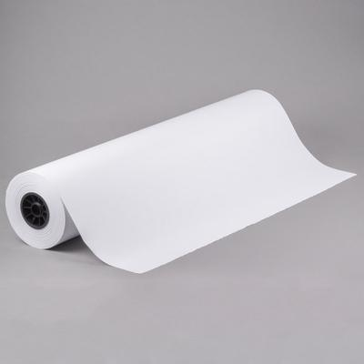 36'' x 700' 40# White Butcher Paper Roll