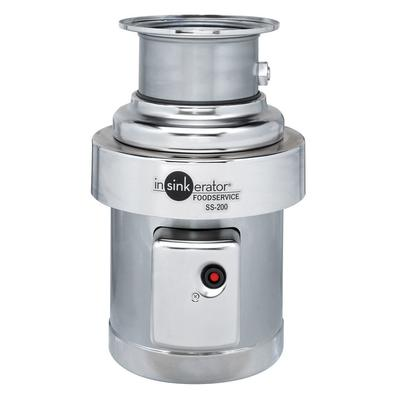 In-Sink-Erator SS-200-35 Commercial Garbage Disposer - 2 ...
