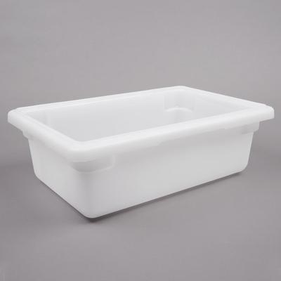 "Carlisle 1063102 StorPlus 18"" x 12"" x 6"" White Food Stora..."