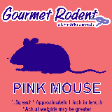 Frozen Pinkie Mouse - 50 Count, 50 CT