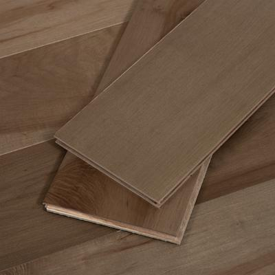 Taupe Engineered Maple Floor, 1/...