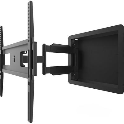 Kanto R300 Recessed Articulating TV Mount- Medium