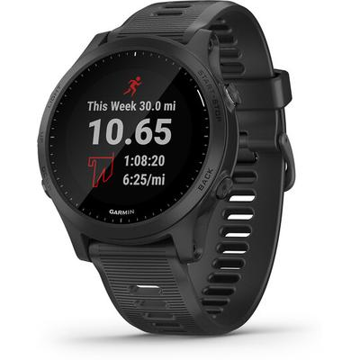 Garmin - Garmin Forerunner 945 Black GPS Running Watch