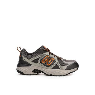 New Balance Mens Mt481 Trail Running Shoe Sneakers - GREY Size 13D