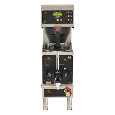 Curtis GEMSIF63A1000 Automatic Coffee Brewer w/ (1) Lower Warmer & Hot Water Faucet, 120/220v