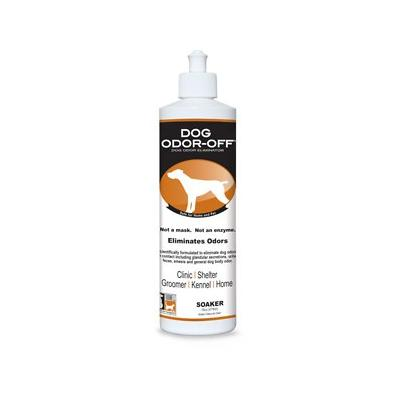 Thornell Dog Odor-Off Soaker Spray, 16-oz bottle