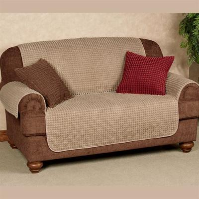 Premier Puff Furniture Protector Loveseat, Loveseat, Natural