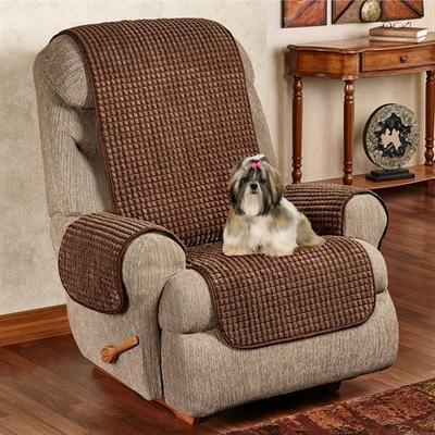 Premier Puff Furniture Protector Recliner/Wing Chair, Recliner/Wing Chair, Harvest Gold