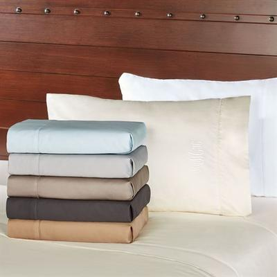 Serenity Extra Deep Pocket Sheet Set, California King, Silver Gray