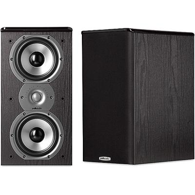 Polk Audio TSi200 BK-pair Bookshelf speakers on Sale