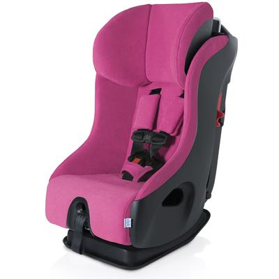 Clek 2019 / 2020 Fllo Convertible Car Seat with Anti-Rebound Bar - C-Zero Flamingo