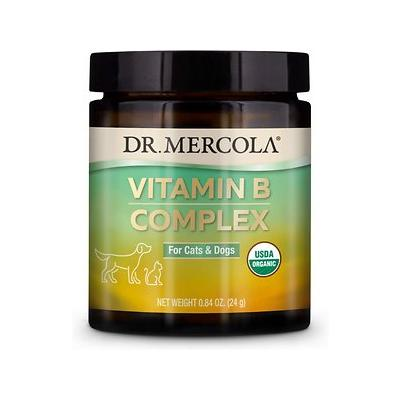 Dr. Mercola Pet Vitamin B Complex, 60-g