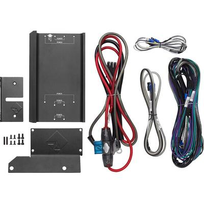 Rockford Fosgate RFK-HD9813 Amp Kit for 1998 - 2013 HD Motorcycles