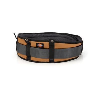 Dickies 5-Inch Padded Work Belt With Double-Tongue Roller Buckle - Brown Duck Size One (L10059)