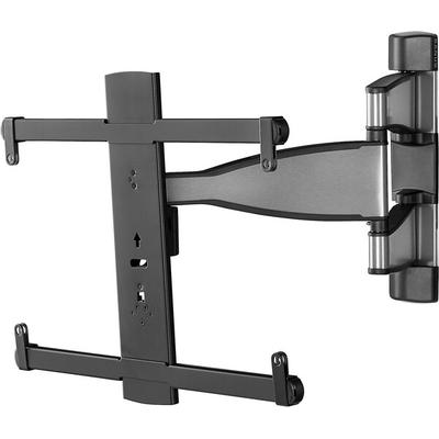 Sanus VMF720-S2 Medium Full Motion TV Wall Mount - Silver