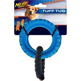 Nerf Dog Tuff Tag Tire Wheel Tug Dog Toy, 13-in
