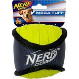 Nerf Dog Tuff Nylon Foam Filled Plush Ball Dog Toy