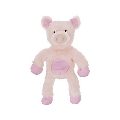 Frisco - Frisco Plush with Inside Rope Squeaking Pig Dog Toy