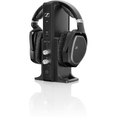 wireless, over-the-ear headphones,included wireless transmitter connects to your TV or stereo and delivers high-quality audio to the headphones,includes several selectable listening modes and boost settings to compensate for personal hearing needs and...