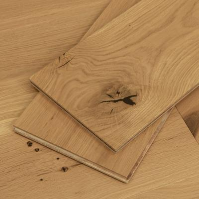 Engineered Honey Oak Flooring Sa...